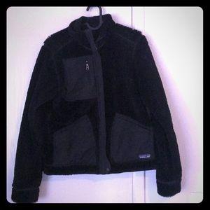 Patagonia Reversible Fleece Jacket Size Small